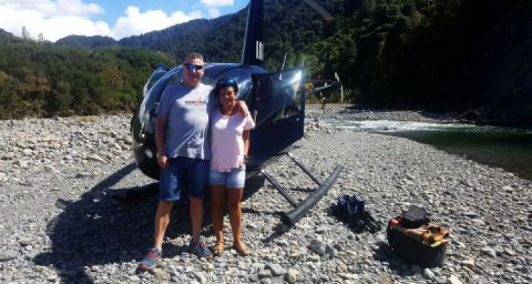 Picnic for Two with Kapiti Heliworx